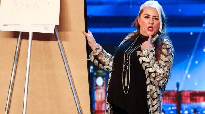 Mandy Muden on Britain's Got Talent