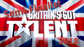 Mandy Muden Semi-Finalist on Britain's Got Talent 2018
